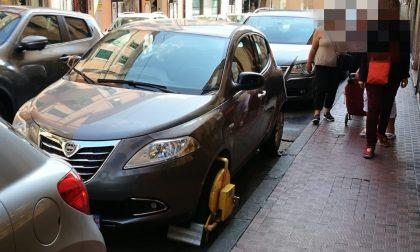 Ventimiglia: 1.800 euro di multa alla furbetta delle strisce blu