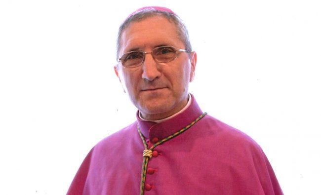 Il vescovo Borghetti in visita all&#8217&#x3B;ospedale di Imperia