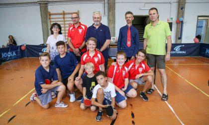 ASD Tennis Tavolo Arma di Taggia festeggia i suoi 30 anni- Foto