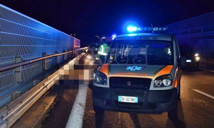 Impazzito corre contromano sull'A10: travolto e ucciso da un suv