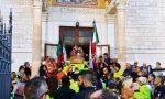 Bordighera: in centinaia per l'addio ai coniugi Bruno e Germana