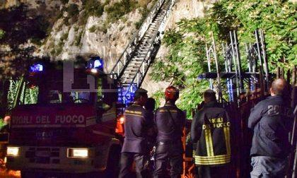 Migranti dispersi a Grimaldi: ritrovati nella notte dai vigili del fuoco