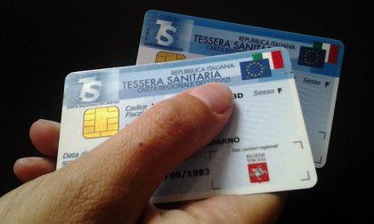 Tessere sanitarie rubate 40enne denunciato a Ventimiglia