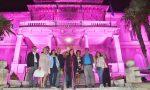 L'ospedale di Sanremo si tinge di rosa contro i tumori al seno