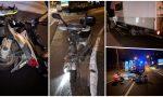 Schianto in moto sull'Aurelia a Sanremo: grave 34enne