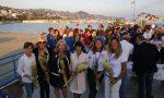 Campionato Coastal Rowing presente lo Zonta Club Sanremo per la violenza contro le donne