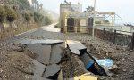 Esplode tubo che squarcia l'asfalto: voragine ai Tre Ponti di Sanremo