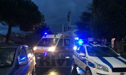 Neonata di 6 mesi intrappolata nell'auto a Vallecrosia