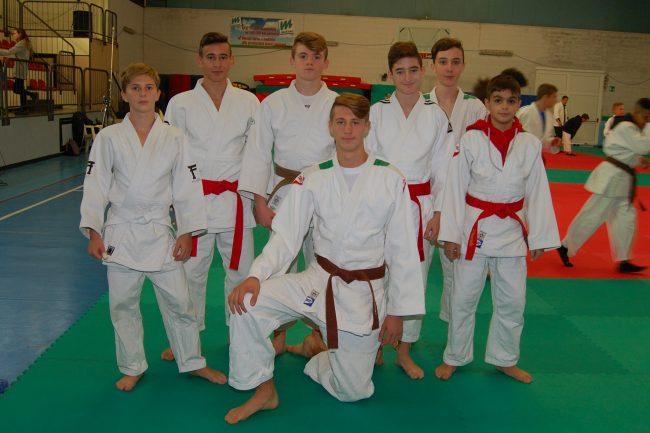 I judoki imperiesi qualificati ai Campionati Italiani