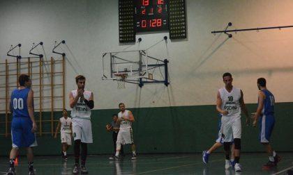 Basket: Niente bis per il Bvc Sanremo che perde per 71-62 sul campo del Cogorno