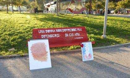 Anche a Sanremo arriva la panchina rossa contro la violenza sulle donne