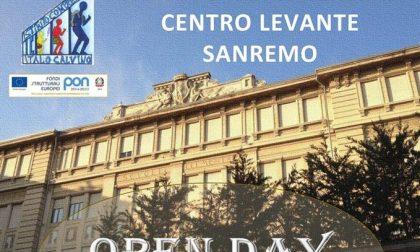 """Open Day alla Scuola """"Italo Calvino"""" di Sanremo"""