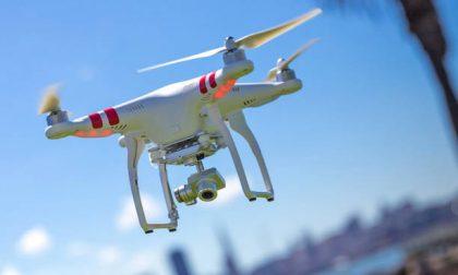 """Un drone """"spia"""" avvistato sui terrazzi di Sanremo"""