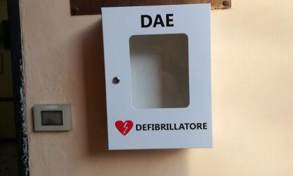 Coldirodi ha una teca per il suo defibrillatore