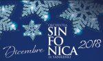 Il coro dei bambini per festeggiare il Natale con la Sinfonica