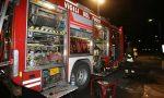 Incendio su un'imbarcazione al Porto di Marina degli Aregai, salvi i due occupanti