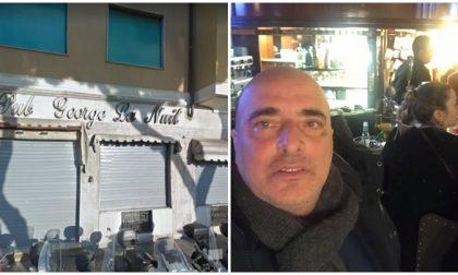 Ieri ha chiuso dopo trent'anni George La Nuit rifugio dei nottambuli di Sanremo