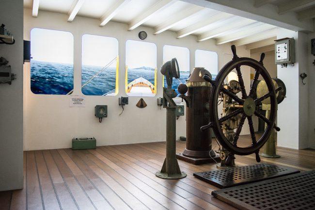 Tutte le aperture nelle feste natalizie del Museo navale di Imperia