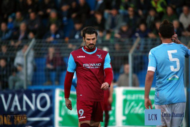 Tommaso Lella nuovo attaccante per la Sanremese