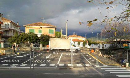 Oggi aperto un nuovo varco sul sedime ferroviario a Diano Marina