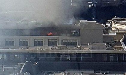 Montecarlo: brucia attico dell'Hotel dei Paris