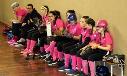 Sanremese Softball al torneo indoor Ragazze Vincenti – Foto