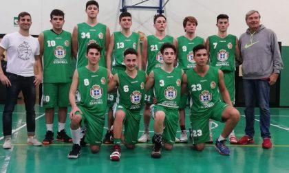 Basket Under 20: vittoria  casalinga del Bvc Sanremo Sea Principato Seborga