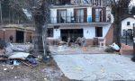 Esplosione in pizzeria: stabile inagibile, 4 famiglie sfollate
