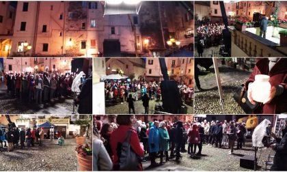 """Uno spot """"goloso"""" nel cuore di Sanremo – Foto"""