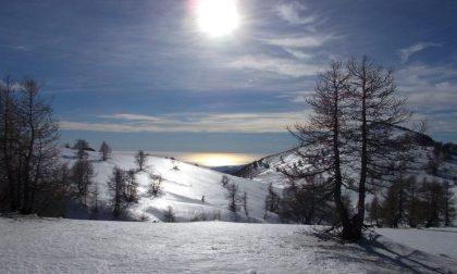 Aspettando l'alba nella neve: suggestiva escursione notturna a Cima Marta
