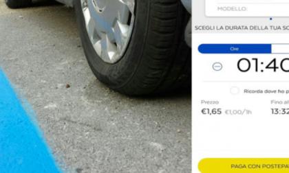 A Sanremo si può pagare il posteggio con lo smartphone