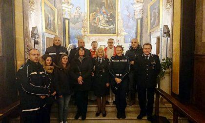 San Sebastiano: polizia municipale ricorda il collega Durazzi