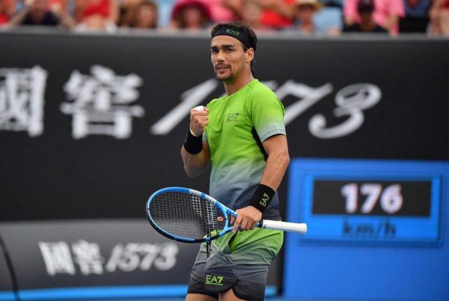 Fognini fuori dall&#8217&#x3B;Australian Open