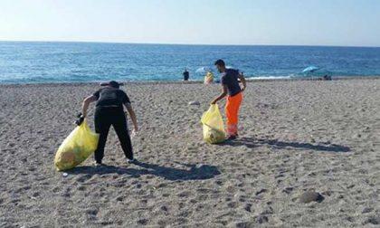 Vallecrosia: nuovo appuntamento con la pulizia delle spiagge