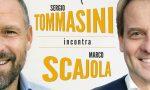 Domenica per Sanremo. Sergio Tommasini incontra Marco Scajola al point