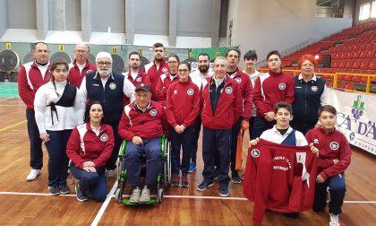 Secondo posto per Alessia Ghillino dell'Archery Club Ventimiglia al campionato regionale