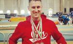 L'atleta sanremese Pertile medaglia d'oro ad Ancona