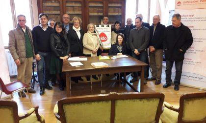 A Camporosso nuovo gruppo AIDO per la donazione di organi, tessuti e cellule