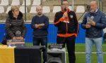 Inaugurato il nuovo campo dell'Ospedaletti  Calcio