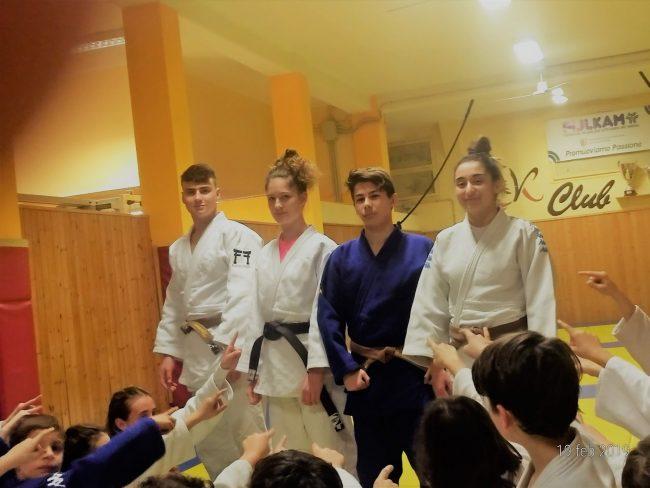 Quattro judoka dell&#8217&#x3B;Ok Club Imperia andranno ai campionati nazionali a Roma
