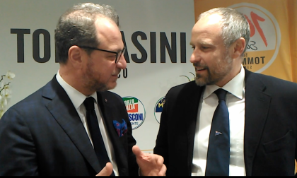 """Il deputato Mulé critico sul Festival di Sanremo: """"Brutto il gesto di Baglioni, la città merita rispetto"""". Il video"""