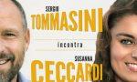 Susanna Ceccardi ospite al point di Sergio Tommasini