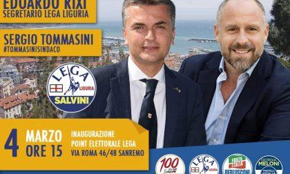 Sergio Tommasini incontra Piana, Rixi e Centinaio