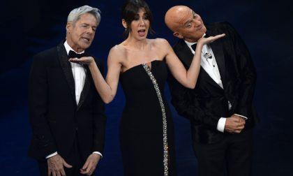 Festival di Sanremo: persi tre milioni di spettatori