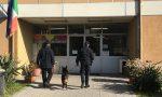 """Carabinieri con cane antidroga al """"Fermi"""" di Ventimiglia"""