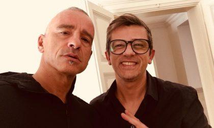 Un parrucchiere di Sanremo per il nuovo look di Eros Ramazzotti