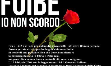 Sanremo ricorda i Martiri delle Foibe