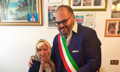 Annadomenica la più anziana su Instagram grazie al sindaco Giuffra