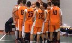 Il Basket Ospedaletti retrocede in serie D