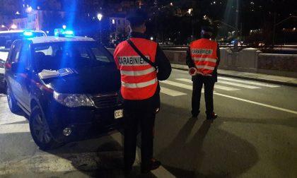 Imperiese e prostituta sorpresi in auto dai Carabinieri